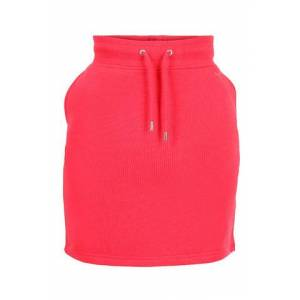 GANT Tonal Watermelon Red Skirt