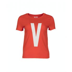 VILLOID V`s t-skjorte - Red