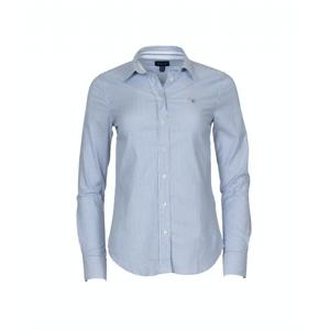 GANT Stretch Oxford banker shirt - Nautical blue