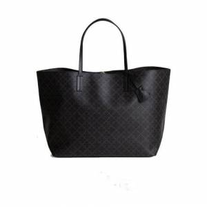 By Malene Birger Abi Tote - Dark Chocolate
