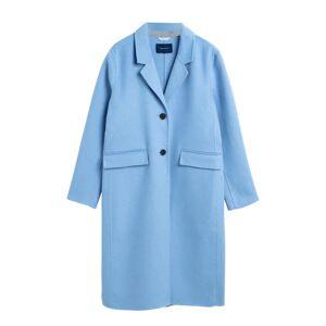GANT Double Faced Coat - Capri Blue