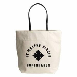By Malene Birger Flora Tote - Soft White
