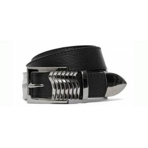 Cala Jade Rattle Belt - Black Gun Metal