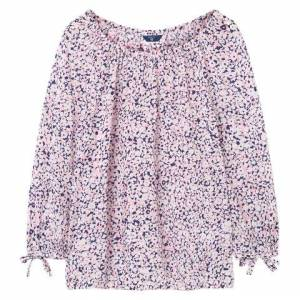 GANT Ditzy flower blouse - Strawberry Pink