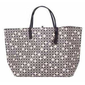 By Malene Birger Abi Tote - Black White Charcoal