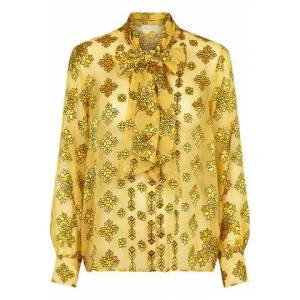 2nd Hand Villoid Second Female Bianca Shirt - Golden Glow S