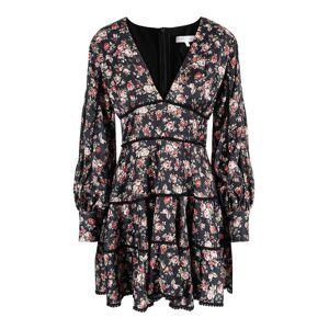 2nd Hand Villoid Love Lolita Holly Dress - Black Rose S