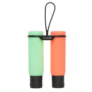 Casall Twin Bottle - Green/orange * Kampanje *