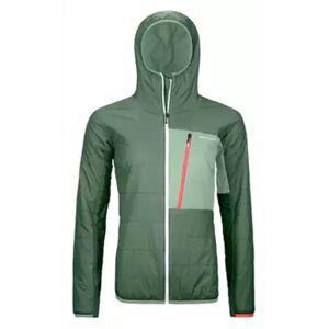 Ortovox Swisswool Piz Duan Jacket W Green Forest