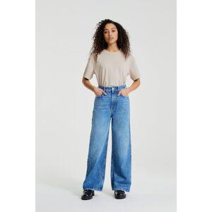 Gina Tricot Idun PETITE jeans 42 Female Standard blue (5048)