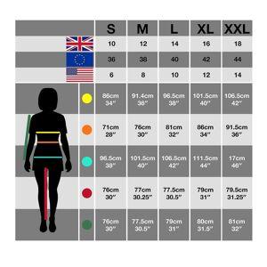 TRESPASS Overtredelse kvinners/damer Lanna II vanntett jakke Cerise XS