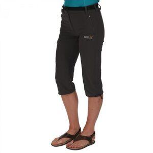 Regatta kvinners/damer Xert II strekke rask tørking gå Capris Stekt 10