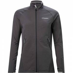 Berghaus Women's Pravitale Mountain Light NH Jacket - Carbon Dark G...