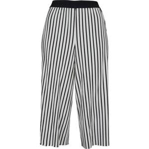 Urban Classics Urban klassikere damer bukse stripe pleated culotte