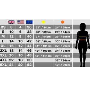Premier kvinners/damer lang ermet utstyrt fredag skjorte Stål S