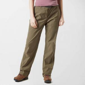 Berghaus New Brasher Women's Stretch Trousers Brown 18
