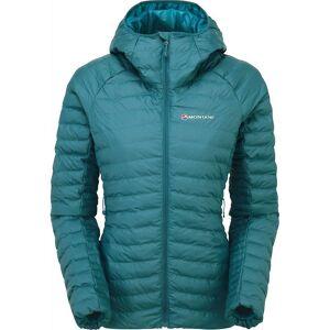 Montane W Phoenix-jakke - Zanskar blå