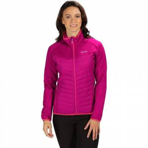 Regatta Womens Bestla Hybrid Padded Lightweight Jacket Ceramic/Enam...