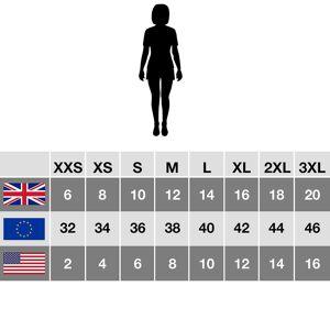 Result Resultatet Core kvinners/damer utskrivbar Softshell Bodywarmer Hvit / svart M