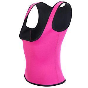 eStore Slanking topp for trening-rosa M