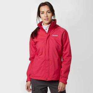 Berghaus New Berghaus Women's Calisto Alpha Jacket Pink 10