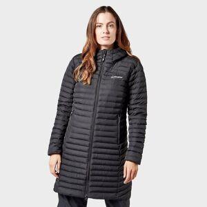 Berghaus New Berghaus Women's Nula Long Micro Jacket Black 16