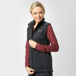 Berghaus New Berghaus Women's Prism Gilet Black UK8
