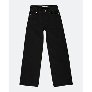 JUNKYARD Jeans - Wide Leg Svart Female 28