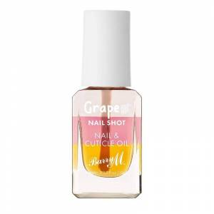 Barry M. Nail Shots Nail & Cuticle Oil Grape Seed 10 ml Neglepleie