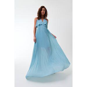 Gina Tricot Beata pleated dress