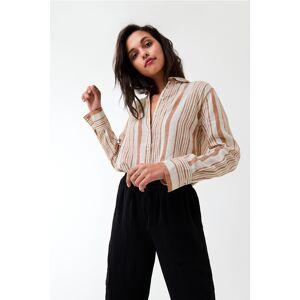 Gina Tricot Courtney linen shirt