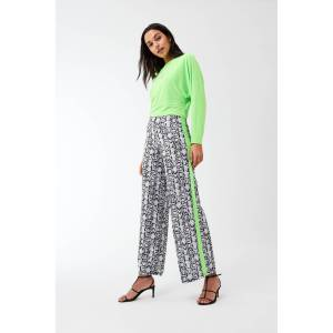 Gina Tricot Amber trousers Female Snakeprint aop (9691)