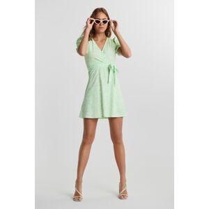 Gina Tricot Wanja wrap dress