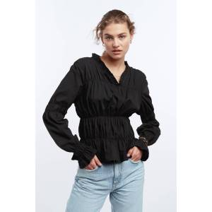 Gina Tricot Beatrice puff sleeve blouse