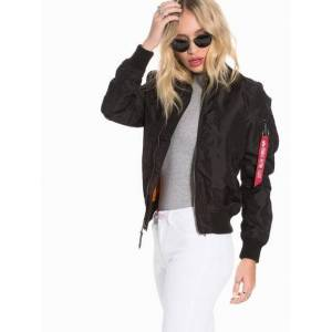 Alpha Industries Ma- 1 Tt Wmn Black