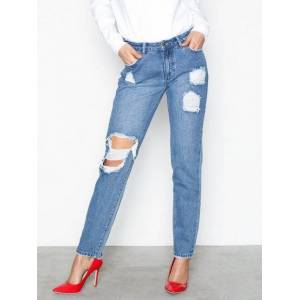 Missguided Lust Low Boyfirend Jeans