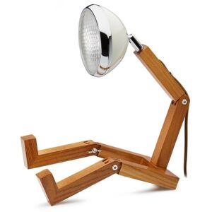 Andet Mini Wattson Bordlampe-Hvit