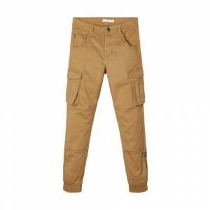 name it Cargo pants Regular fitted