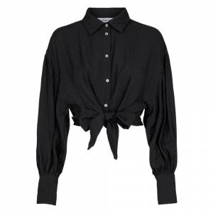Co'Couture Remi Band Tie Shirt