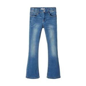 name it Bootcut Jeans Dehnbare