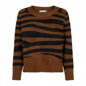 Co'Couture Soul Tiger Knit