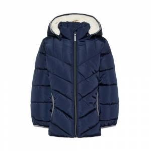 name it Puffer Jacket teddy lined