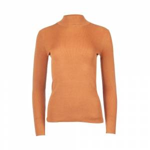 NA-KD Ribbed Polo Knitted Sweater