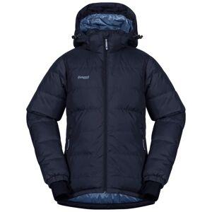 Bergans Rena Down Youth Boy Jacket Blå