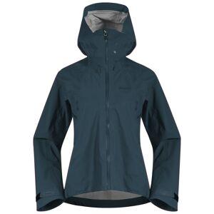 Bergans Slingsby 3L Women's Jacket Blå