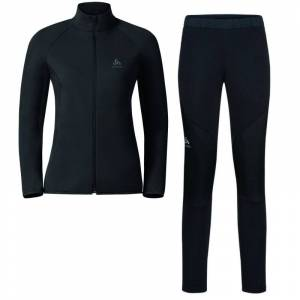 Odlo Women's Set Stryn Sort