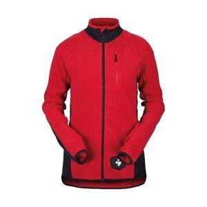 Sweet Protection Women's Lumberjane Fleece Jacket Rød