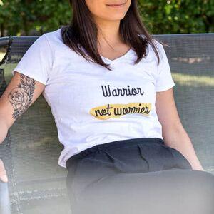 smartphoto T-skjorte dame fuksia M