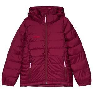 Bergans Red Rena Down Youth Puffer Jacket 152 cm (11-12 r)