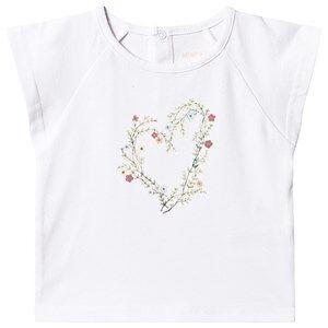 Mini A Ture Michela T-Shirt White 4r/104cm